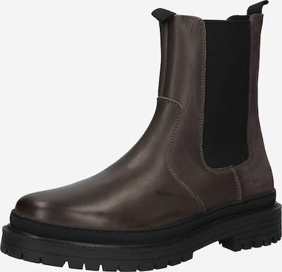 Bianco Chelsea boots 'Daxx' i mörkgrå / svart, Produktvy