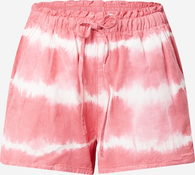 American Eagle Trousers in Pink / White, Item view