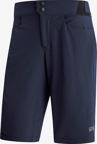 GORE WEAR Workout Pants 'Passion' in Blue