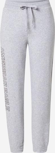 Pantaloni American Eagle pe albastru închis / maro / gri amestecat, Vizualizare produs
