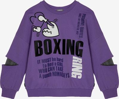 Gulliver Sweatshirt in lila, Produktansicht