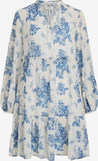 VILA Skjortklänning i blå / vit, Produktvy
