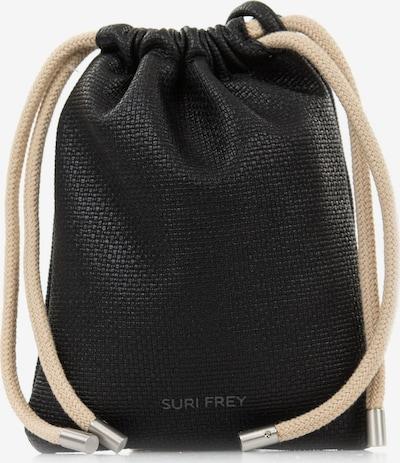 Suri Frey Smartphonehoesje 'Tilly' in de kleur Beige / Zwart, Productweergave