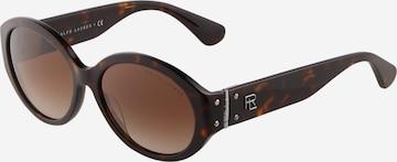 Ralph Lauren Sunglasses '0RL8191' in Brown