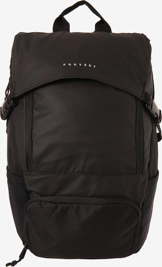 Forvert Rucksack in schwarz, Produktansicht
