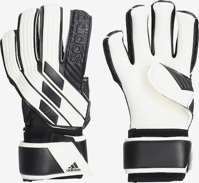 ADIDAS PERFORMANCE Handschuh in schwarz / weiß, Produktansicht