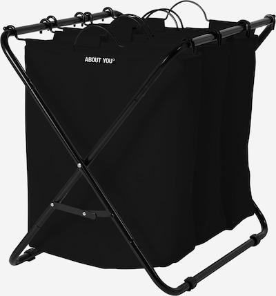 Cesta per il bucato 'Homie' ABOUT YOU di colore nero, Visualizzazione prodotti