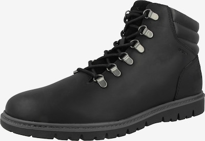 GEOX Schnürboots 'U Ghiacciaio C' in schwarz, Produktansicht
