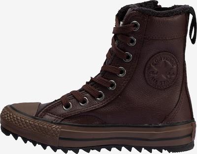 CONVERSE Sneaker in dunkelbraun, Produktansicht