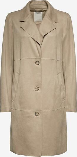 ESPRIT Mantel in beige, Produktansicht