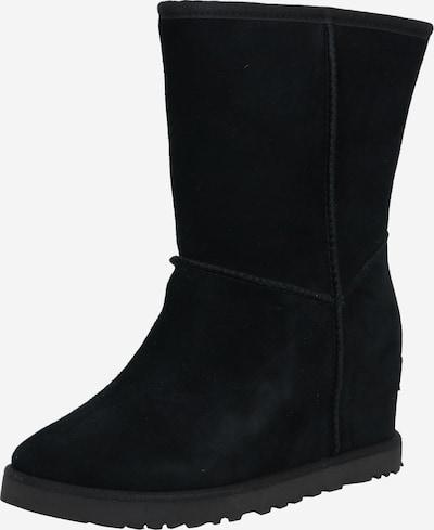 UGG Stiefel 'CLASSIC FEMME' in schwarz, Produktansicht