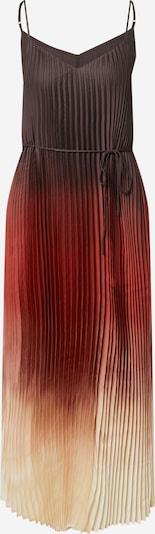 Banana Republic Jurk in de kleur Beige / Rood / Purper, Productweergave