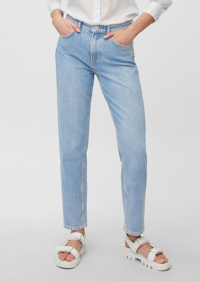Marc O'Polo Jeans  'HETTA' in blue denim, Modelansicht
