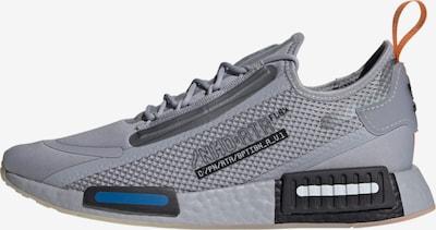 ADIDAS ORIGINALS Sneaker in royalblau / grau / dunkelgrau / orange / weiß, Produktansicht
