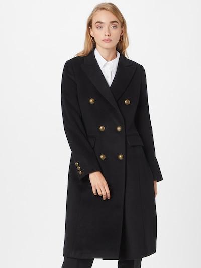 Lauren Ralph Lauren Between-Seasons Coat in Black, View model
