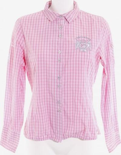 L'Argentina Hemd-Bluse in XS-XL in rosa / weiß, Produktansicht