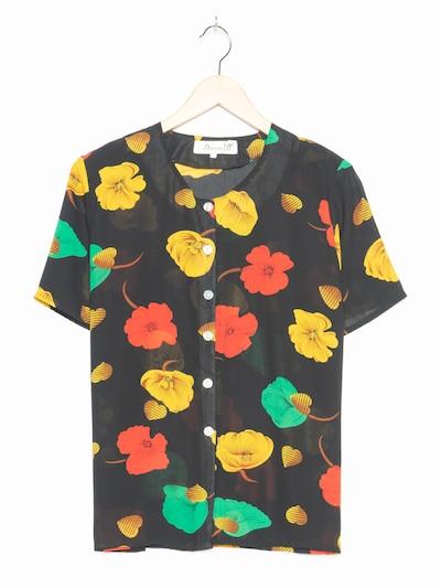 Donna Blumenbluse in XL in schwarz, Produktansicht