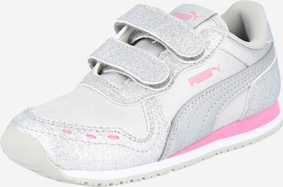 Sneaker PUMA pe roz / argintiu, Vizualizare produs