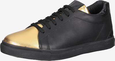 Gordon & Bros Sneaker in gold / schwarz, Produktansicht