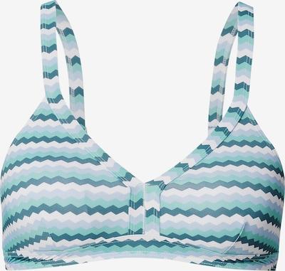 Esprit Maternity Hauts de bikini en bleu / mélange de couleurs, Vue avec produit