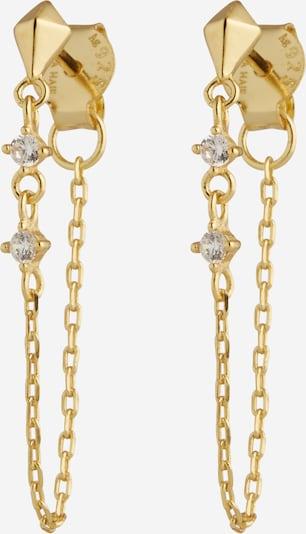 ANIA HAIE Boucles d'oreilles en or / blanc, Vue avec produit