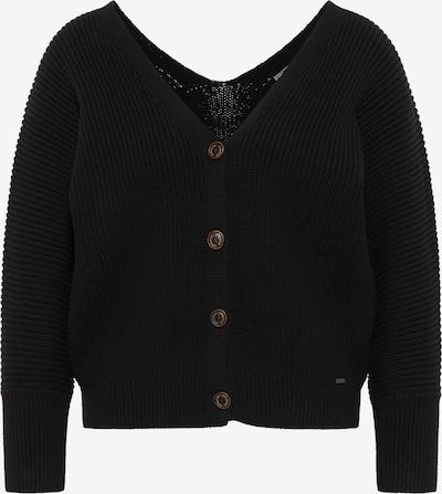 DreiMaster Vintage Cardigan en noir, Vue avec produit
