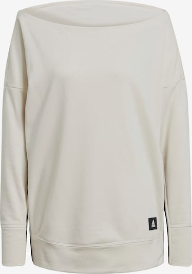 ADIDAS PERFORMANCE Sports sweatshirt in White, Item view