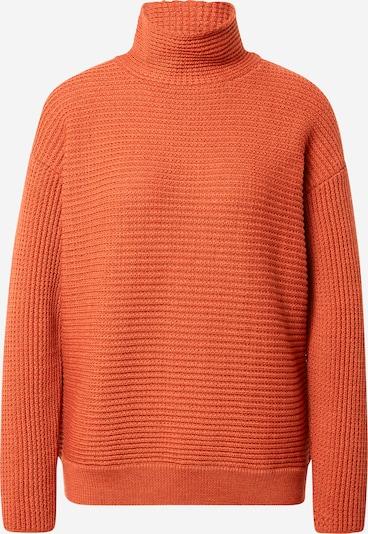 Folk Pull-over 'Signal' en orange, Vue avec produit