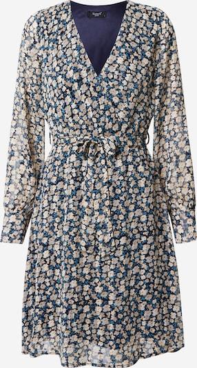 SISTERS POINT Kleid 'GERDO' in blau / nachtblau / rosa, Produktansicht