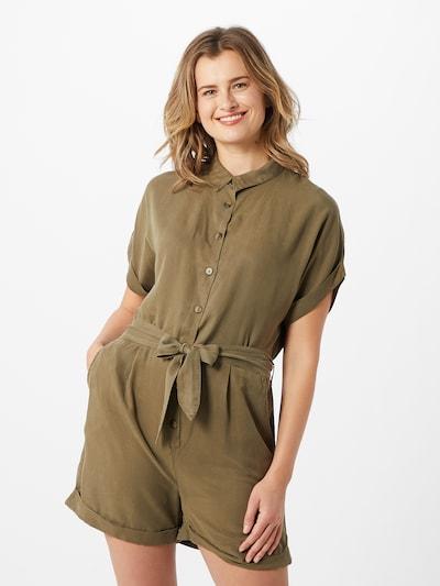 Kombinezono tipo kostiumas 'P-Oaliash' iš Pimkie , spalva - šviesiai ruda, Modelio vaizdas