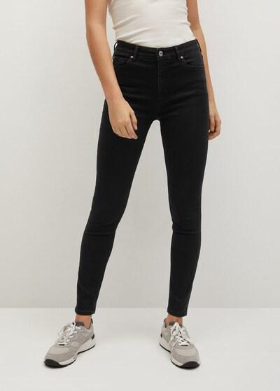 MANGO Jeans 'Noa' in schwarz, Modelansicht