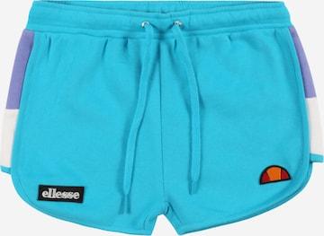 Pantaloni 'Biscutti' de la ELLESSE pe albastru