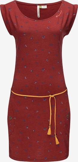 Ragwear Letnia sukienka 'Tag B Organic II' w kolorze granatowy / rdzawobrązowy / pomarańczowym, Podgląd produktu
