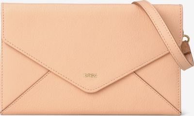 BREE Clutch 'Vivid 146' in rosa: Frontalansicht