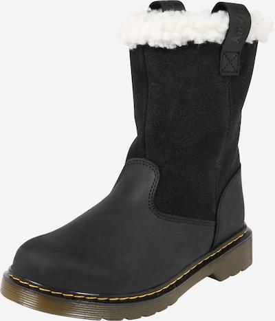 Bocanci de zăpadă 'JUNEY' Dr. Martens pe negru / alb, Vizualizare produs