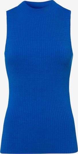 zero Top in blau, Produktansicht