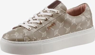 JOOP! Sneaker in khaki / weiß, Produktansicht
