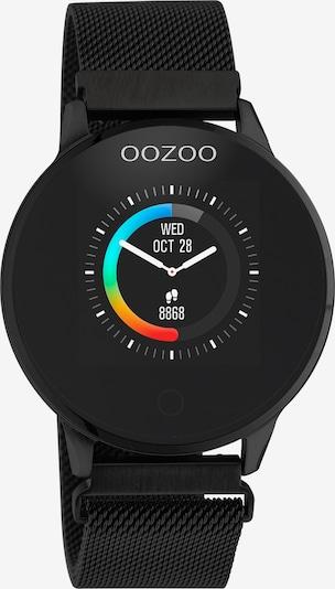 OOZOO Smartwatch in schwarz, Produktansicht