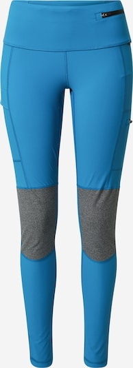 KILLTEC Sporthosen 'Pepia' in blau / grau, Produktansicht