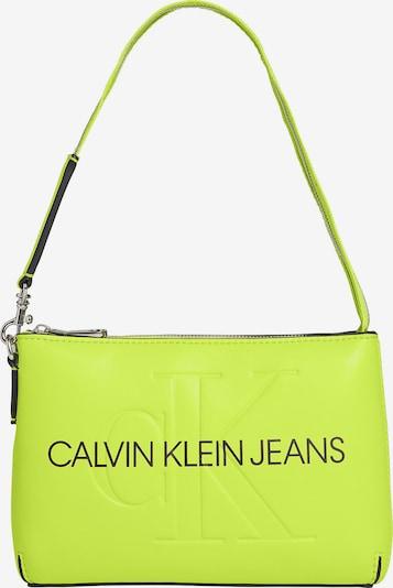 Calvin Klein Jeans Schoudertas in de kleur Neongroen / Gemengde kleuren, Productweergave