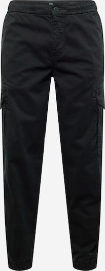 Pantaloni cu buzunare 'Seiland' BOSS Casual pe negru, Vizualizare produs