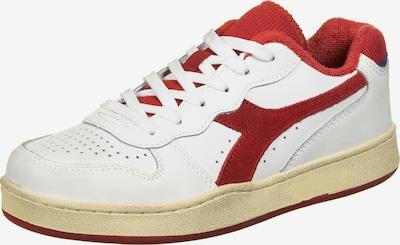 Diadora Sneakers laag in de kleur Rood / Wit, Productweergave
