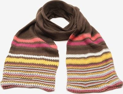 NAPAPIJRI Schal in One Size in dunkelbraun / mischfarben, Produktansicht