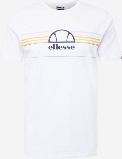 Tricou 'Lentamente' ELLESSE pe mai multe culori / alb, Vizualizare produs