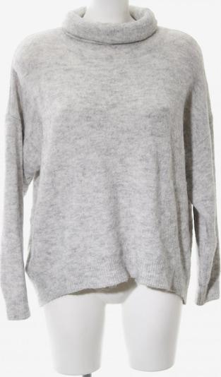 H&M Rollkragenpullover in XL in grau / hellgrau, Produktansicht