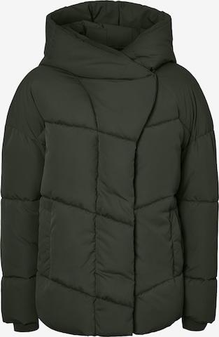 Veste d'hiver 'Tally' Noisy may en vert