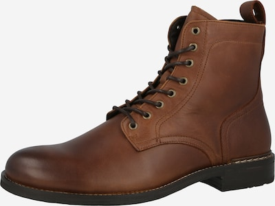 Marc O'Polo Lace-Up Boots in Cognac, Item view