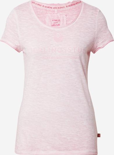 LIEBLINGSSTÜCK Shirt 'Cia' in hellpink, Produktansicht