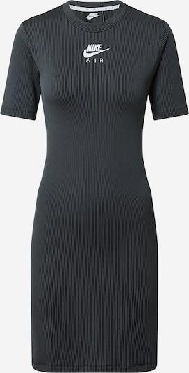 Abito Nike Sportswear di colore grigio / nero / bianco, Visualizzazione prodotti