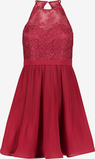 Vera Mont Robe en rouge, Vue avec produit